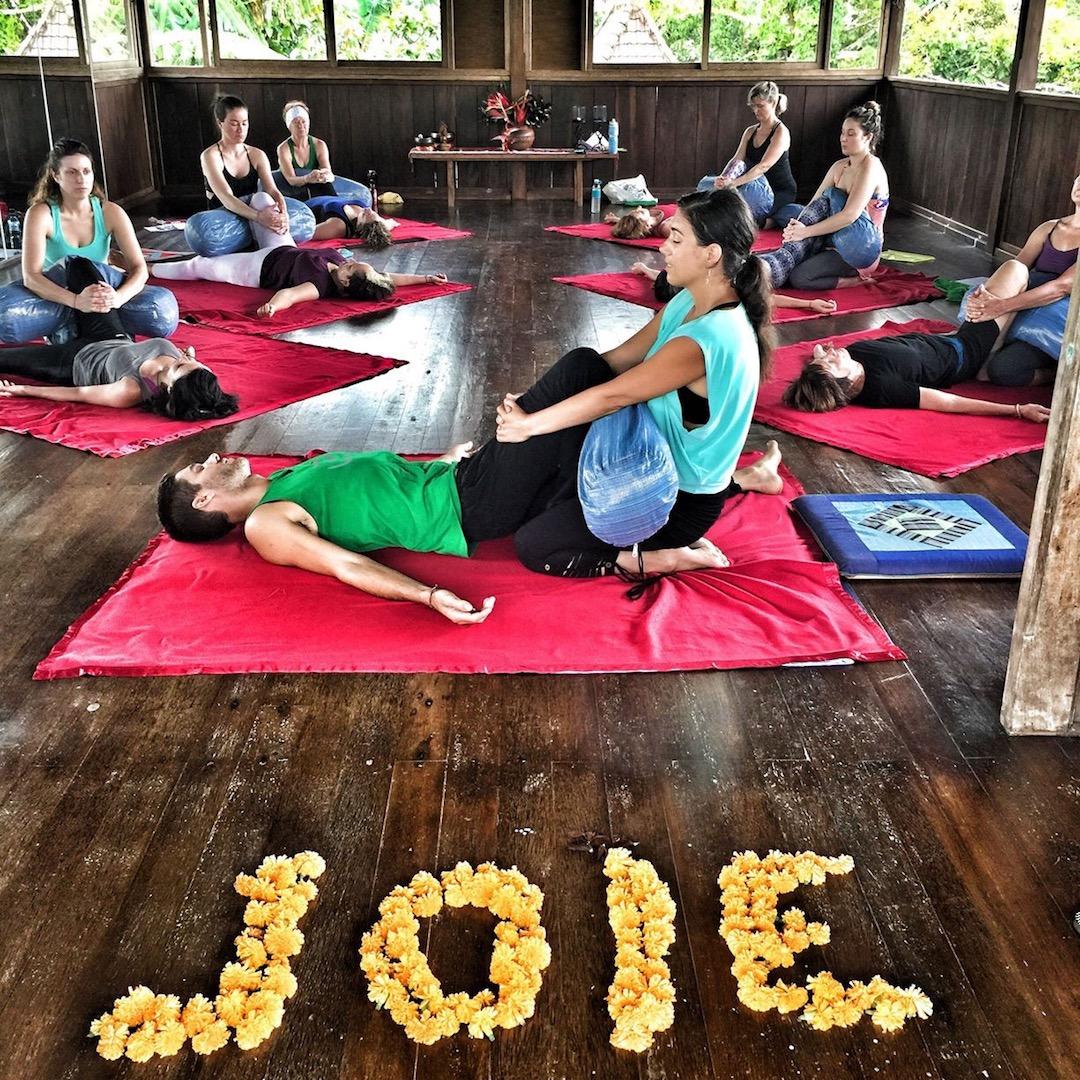 Découverte du Thai Massage