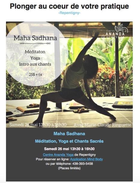 Maha Sadhana